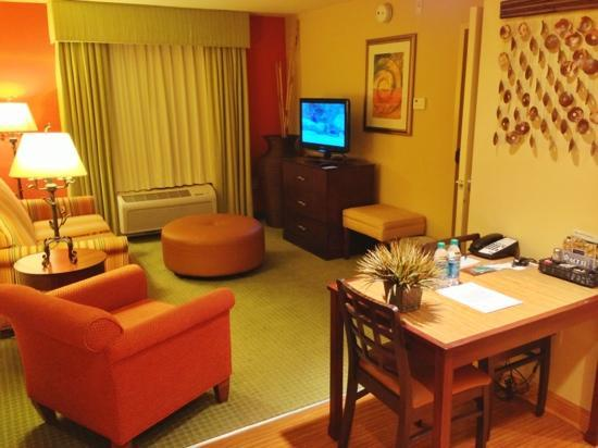 Homewood Suites by Hilton Columbus: Sitting Area