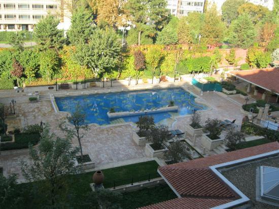 جراند حياة إسطنبول: view from room 