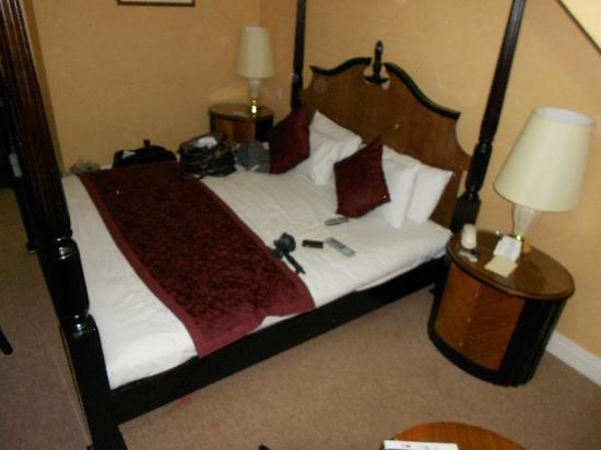 Britannia Country House Hotel & Spa: hotel room