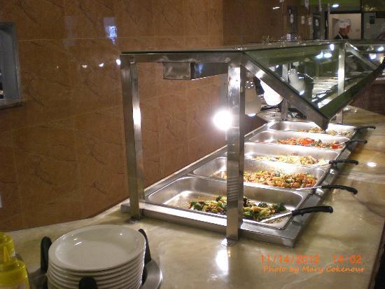 Wonderful Buffet: Hot Foods