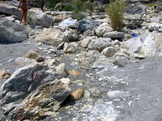 Il Kastro: Kastro Beach Rocks
