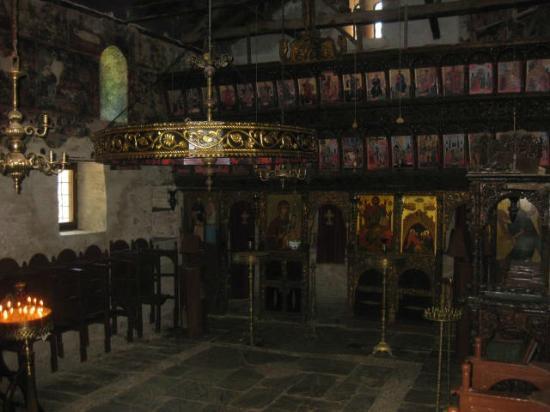 Il Kastro: Church at Katro