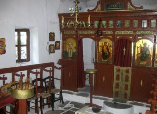 Il Kastro: Church at Kastro