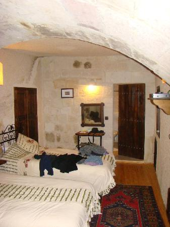 Traveller's Cave Hotel: My Room