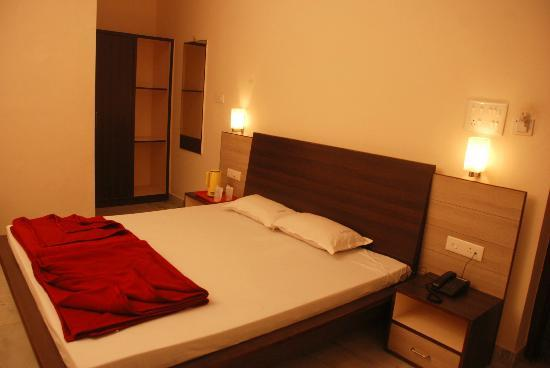 Room at Hotel Swagat