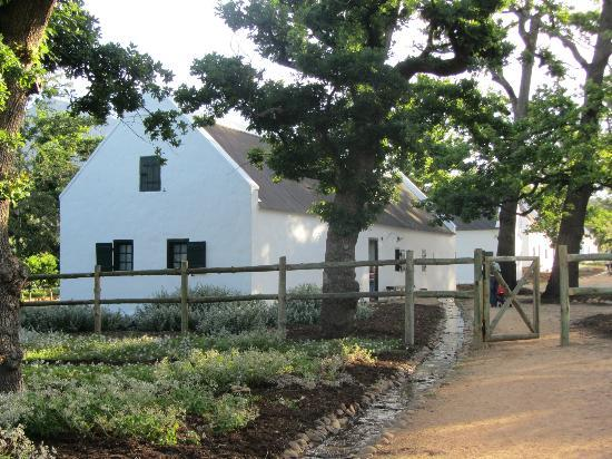Babylonstoren: cottage 1