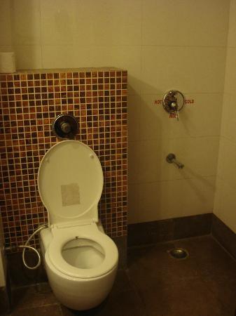 Hotel Hong Kong Inn: baño que daba gusto