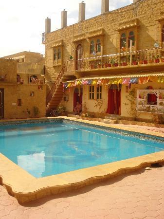 Swimming Pool Photo De Hotel The Royale Jaisalmer Jaisalmer Tripadvisor