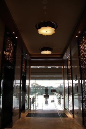 The Westin Pune Koregaon Park: elevator area