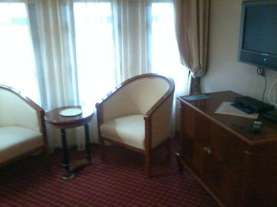 Hotel Zlatnik: Room