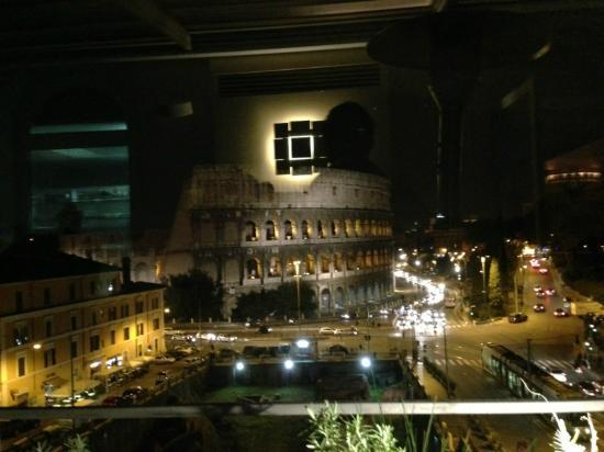 Vista Terrazza Picture Of Ristorante Aroma At Palazzo