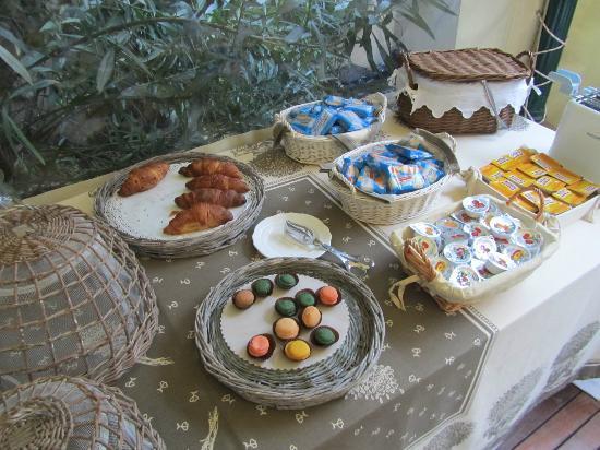 Hotel Navy: buffet colazione