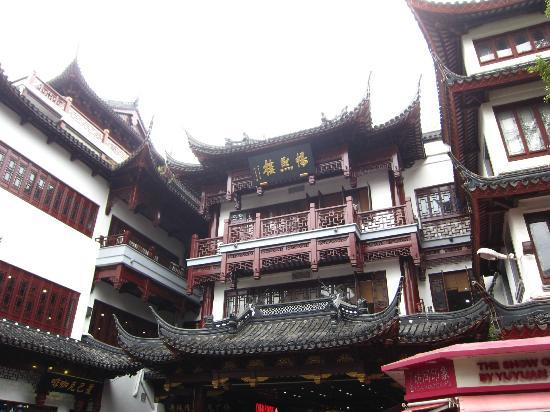Shanghai, China: Yu Garden2
