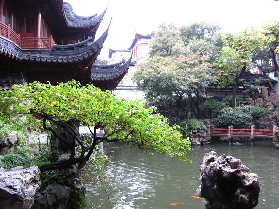 Szanghaj, Chiny: Yu Garden 1