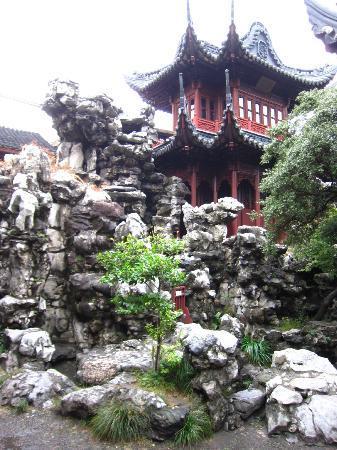 Szanghaj, Chiny: Yu Garden 3
