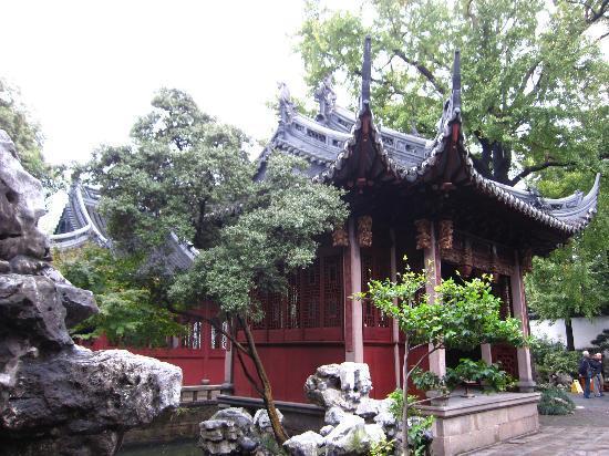 Szanghaj, Chiny: Yu Garden4