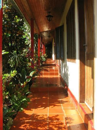 Posada Colibri: Hotel & grounds