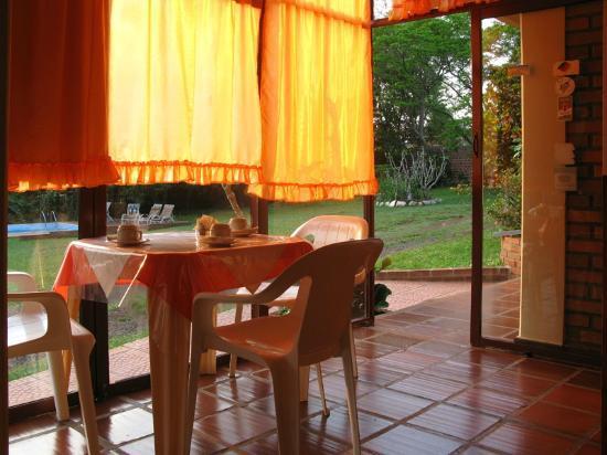 Posada Colibri: Dining room