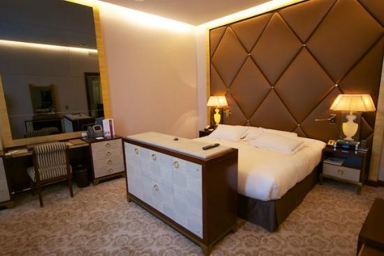 Hôtel Barrière Le Fouquet's Paris : junior suite