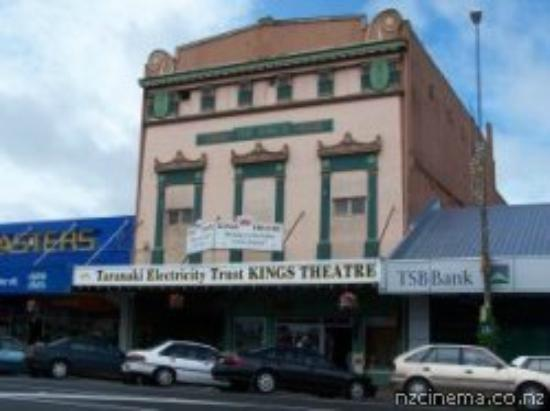 Taranaki Electricty Trust Kings Theatre