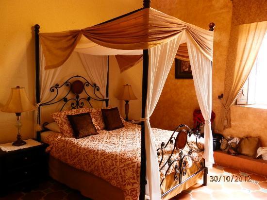 Hotel Palacio Chico 1850: Habitación