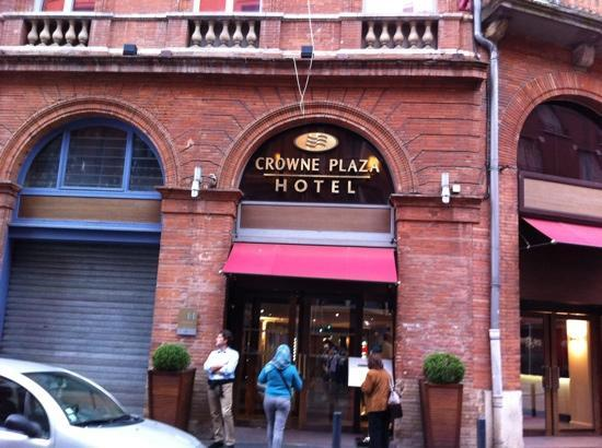 Crowne Plaza Toulouse : crown plaza