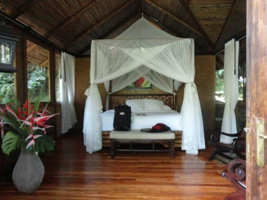 Pacuare Lodge: Bedroom
