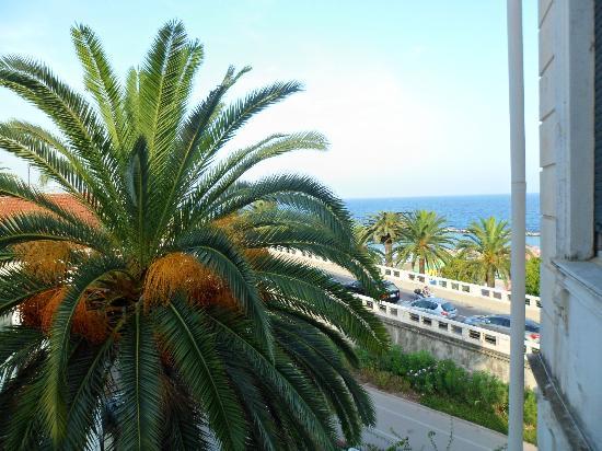 Hotel Maristella : vista mare
