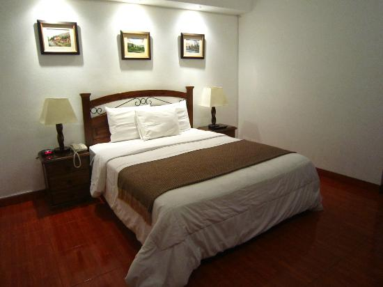 Casa Bella Miraflores: My bed was very comfortable