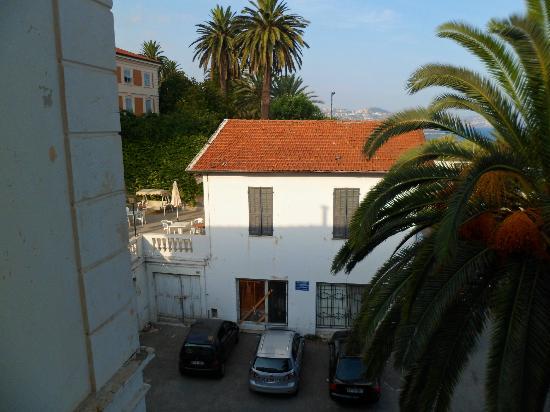Hotel Maristella : cortile