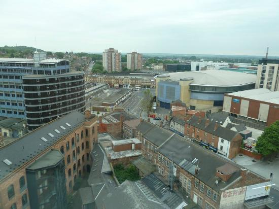 Cranbrook House Serviced Apartments : View