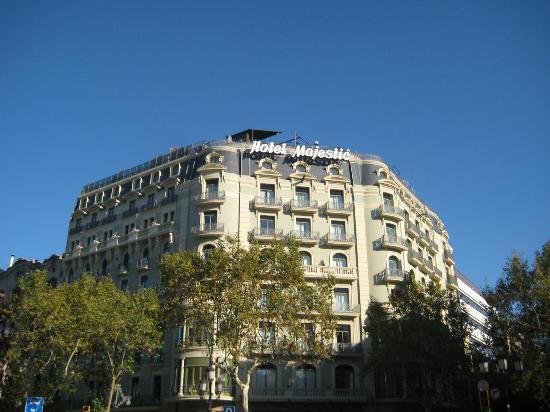 Room 303 foto di majestic hotel spa barcelona for Hotel per barcellona