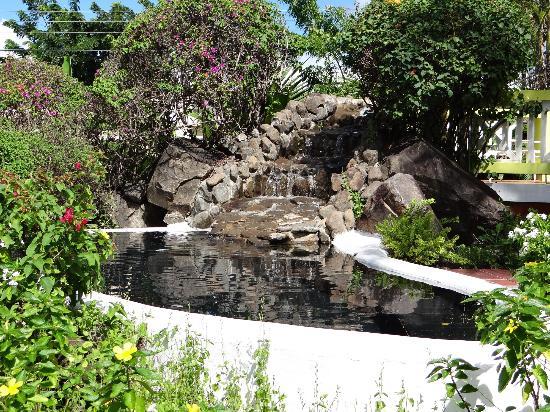 Bay Gardens Hotel: very tranquil