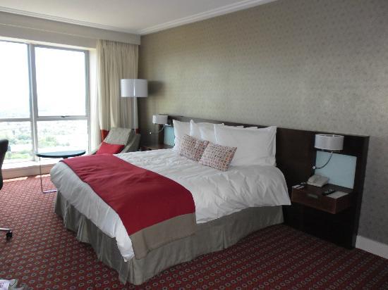 Radisson Blu Hotel Sandton, Johannesburg: Zimmer
