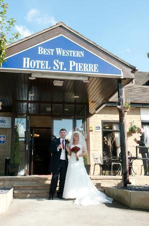 Best Western Hotel St Pierre: A wonderful day