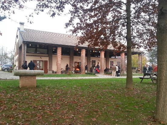 Agriturismo Sant'Ambrogio - Rosate (MI)