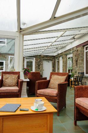 Ravenstone Lodge Hotel: Lounge area
