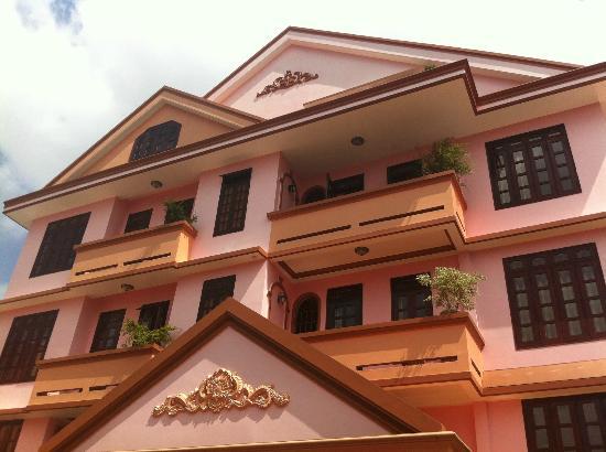 Villa Pink House: Impressive Building