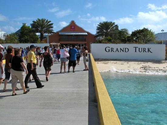 Cockburn Town: Deep Water Cruise peir