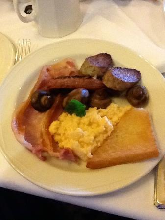 Budock Vean Hotel: Breakfast