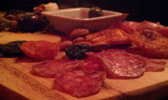 55 Degree Wine: Charcuterie