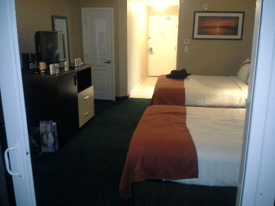 Holiday Inn Resort Daytona Beach Oceanfront: Room