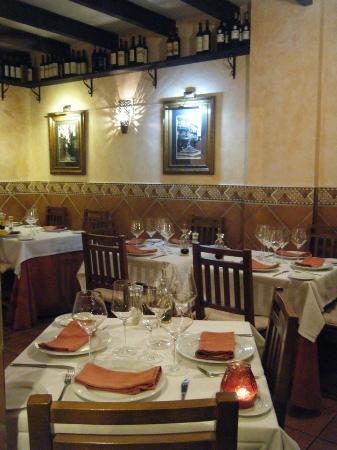 restaurante la torre en benahavis