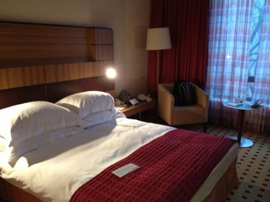 Radisson Blu Hotel Kraków: camera matrimoniale