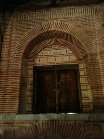 Djumaya Mosque: gece