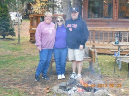 Cold Springs Resort and RV Park: More Family at Cold Springs Resort