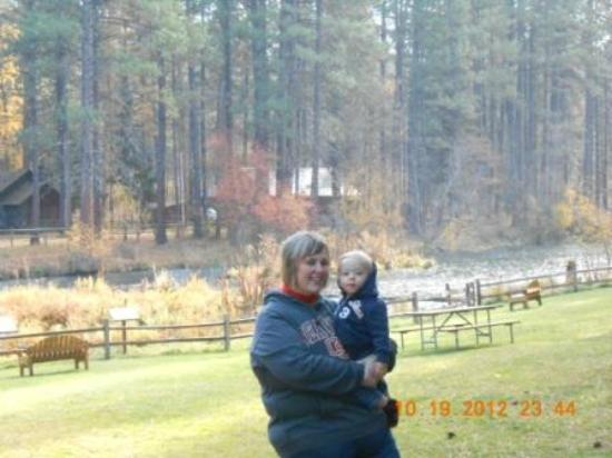 Cold Springs Resort and RV Park: Baby and Family and Cold Springs Resort, Camp Sherman OR