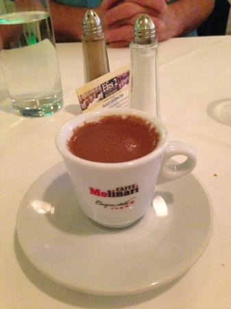 EFES 2: after dinner Turkish coffee