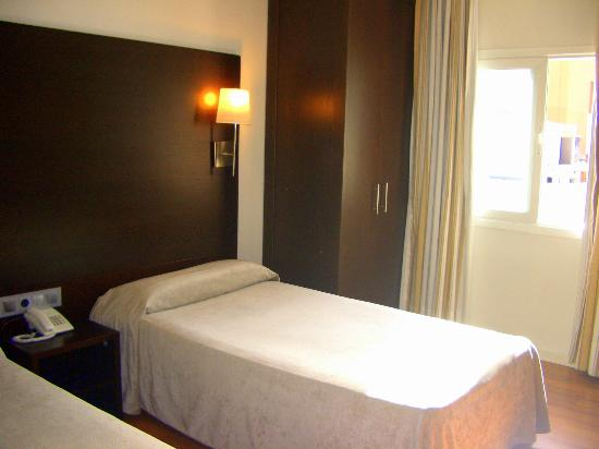 Hotel Maza: camera