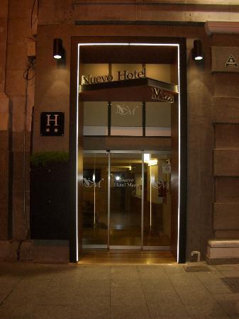 Hotel Maza: ingresso